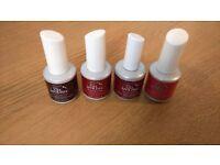Led/uv ibd gel polish £6 each
