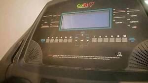 Go fit platinum Treadmill Camillo Armadale Area Preview