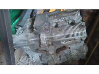 suzuki gsxr1100 shaft drive engine(trike)