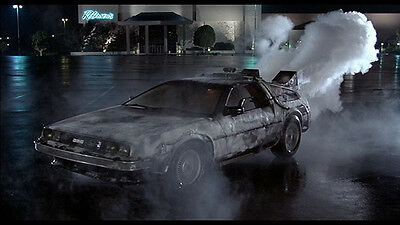 DeLorean DMC-12  in Back to the Future