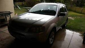 2004 Ford Territory Wagon Truro Mid Murray Preview