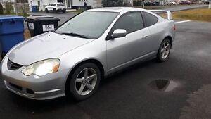 2002 Acura RSX Premium Coupe (2 door)