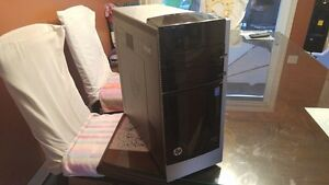 PUISSANT PC GAMER i7-4770 + VIDEO GTX  DDR5 + 2000 GB + JEUX