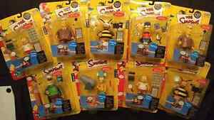 World of Springfield Simpsons Figures Series 3