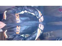 Suzuki motorbike jacket