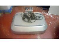 Reviber vibrating plate