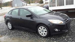 2012 Ford Focus SE Berline