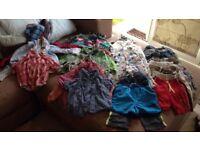 Boys 12-18 month bundle of clothes