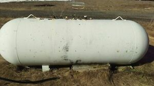 500 Gallon Propane Tank