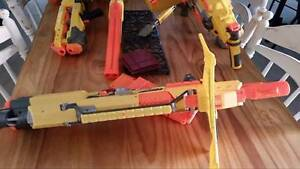 Nerf Guns Great Condition Darley Moorabool Area Preview