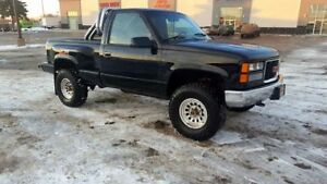 1993 GMC K1500 RegCabShortBox Stepside 4x4