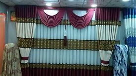 window curtains modern