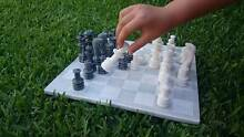 Hand Crafted Marble Chess Set New Farm Brisbane North East Preview