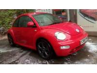 Vw beetle 2.0 petrol mot march ronal alloys