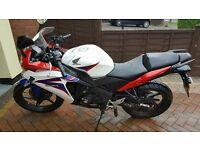 Honda CBR125 RW-B good condition
