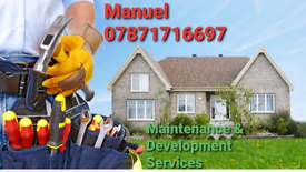 Handyman with experience