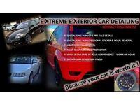 EXTREME EXTERIOR DETAILING valeting detailing automotive