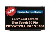 """Lenovo FRU 04X0609 LCD Display MATT 40 Pin  15.6/"""" 1920x1080 FHD LED B156HTN01"""
