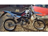 Gilera gsm road legal 50 super moto