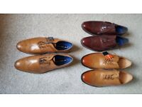 Mens stylish brogue shoes - Brand new - Unworn with tags