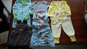 Many baby boy clothes for $1.00 each - Sizes 0-24 Strathcona County Edmonton Area image 8
