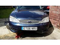 Ford Mondeo TDCI 2.2 ST Spare or Repairs