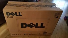 Brand new unopened Dell computer monitor. £170+ at full retail price