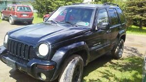 2002 Jeep Liberty Limited Edition 4x4