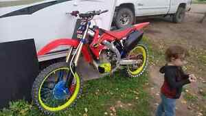 2006 crf 450r  must go