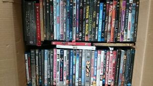 dvd box sets and dvds prices listed in description