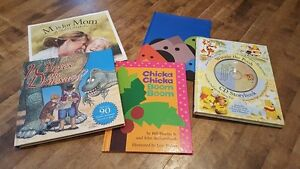 5 children books