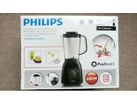 Philips HR2162/91 Viva Collection Blender, 600W, 2L