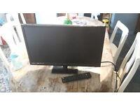 """24"" inch LCD technika flatscreen tv for sale."