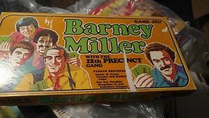 Vintage Board Games Fall Guy, Emergency, Garfield Barney Miller