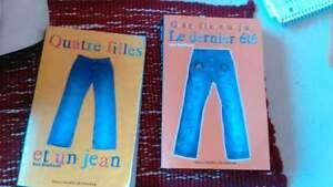 Livres de quatre filles et un jean Gatineau Ottawa / Gatineau Area image 1