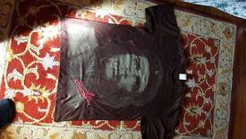 Brown Che Guvara t-shirt, large size, 100% cotton, good quality