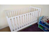 Mothercare Jamestown cot bed for sale