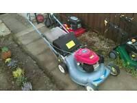 Honda lawnmower