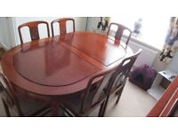 Bespoke Rosewood Dining Table