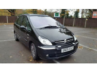 CITROEN XSARA PICASSO 2.0 HDI 2005 DIESEL EXCLUSIVE MANUAL LOVELY CAR