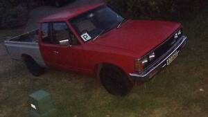 1985 Nissan 720 Ute Oxenford Gold Coast North Preview