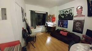 Bachelor Apartment in Downtown for June Sublet!