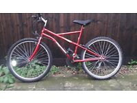 moutainbike in very good condition as new