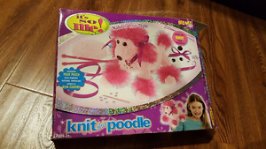 Knit this Poodle kit
