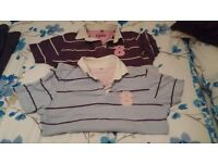 2x Rydale Polo tops