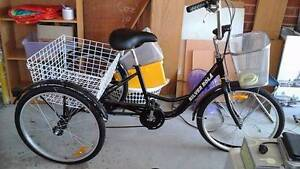 Adult tricycle with carry baskets Patterson Lakes Kingston Area Preview
