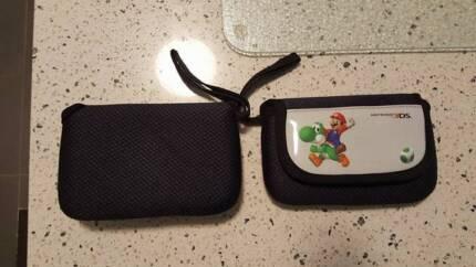 Nintendo MARIO Yoshi Game Traveller Case For 3DS BLACK