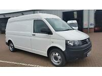 Volkswagen Transporter 2.0 Bitdi 180Ps Startline Van 4Motion DIESEL WHITE (2014)