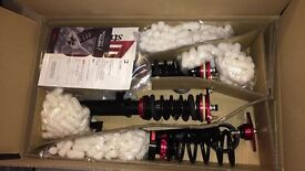Volvo C30 BC Racing Coilovers