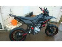 £2100 OR SWAP TAKE CHEAPER PART X AND CASH 2011 yamaha wr 125x